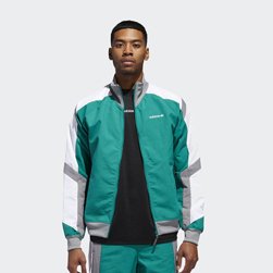EQT Block Windbreaker Jacket