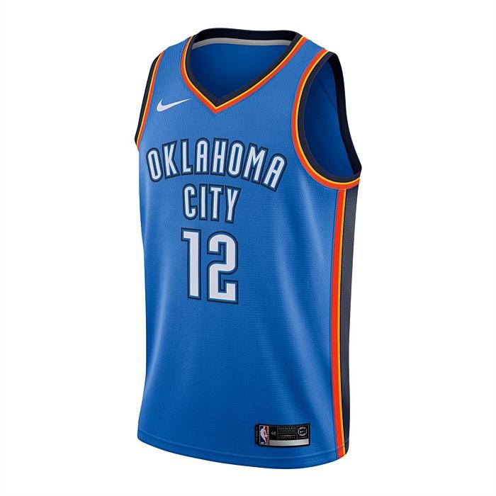 new product 24009 597b3 Oklahoma City Thunder NBA Jersey - Curry