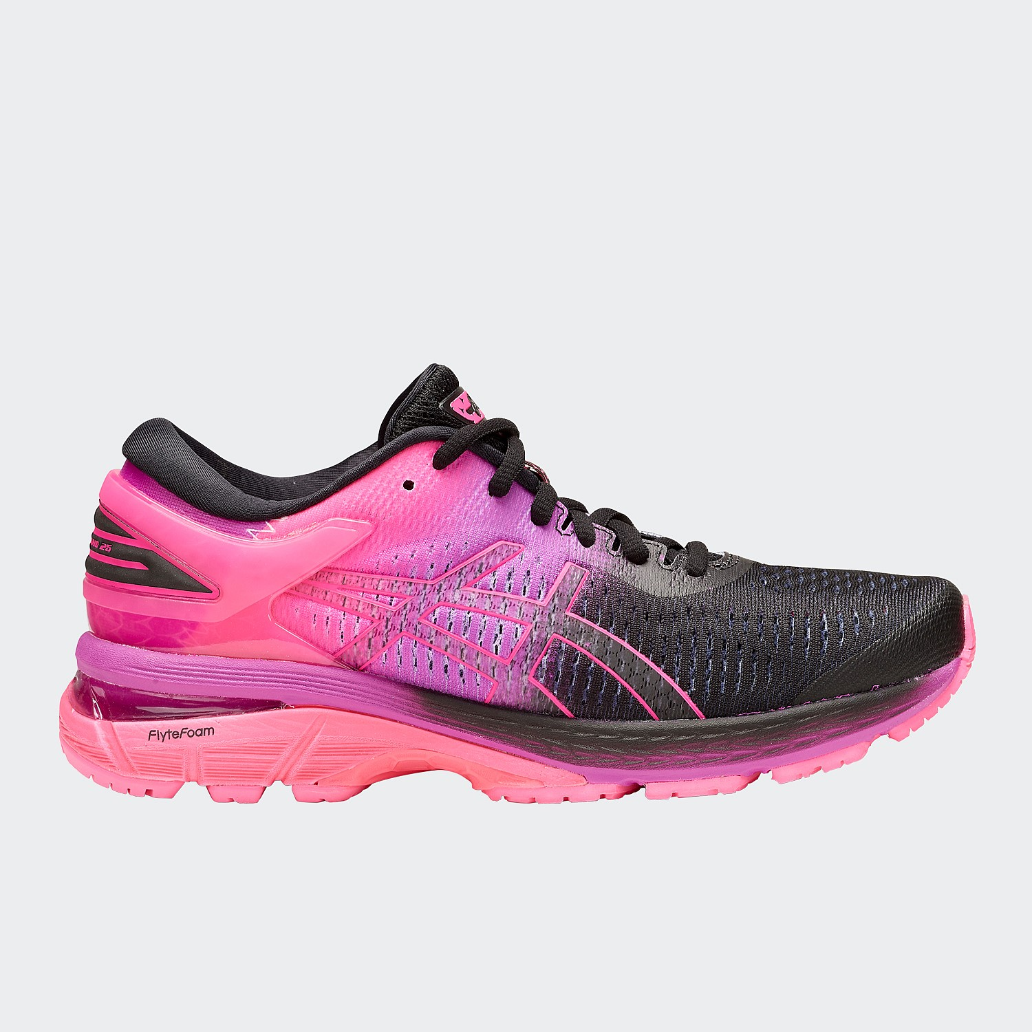 8b2edd4e626d ASICS FluidFit upper technology combines multi-directional stretch mesh  with stretch reinforcements that adapt to the athlete s foot