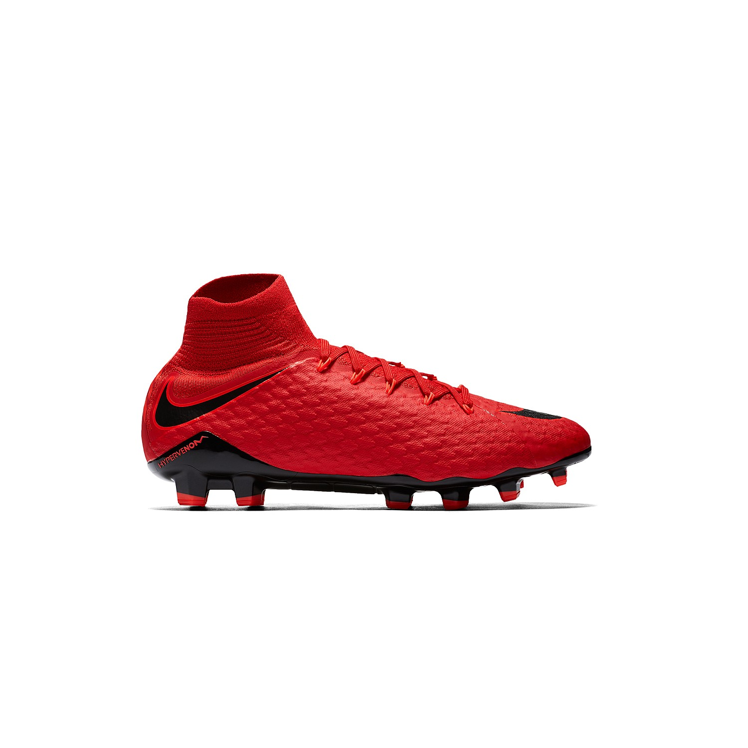 purchase cheap 8cebc ad782 Football Boots   Shop Football Boots Online   Stirling Sports - Hypervenom  Phatal III Dynamic Fit Firm Ground