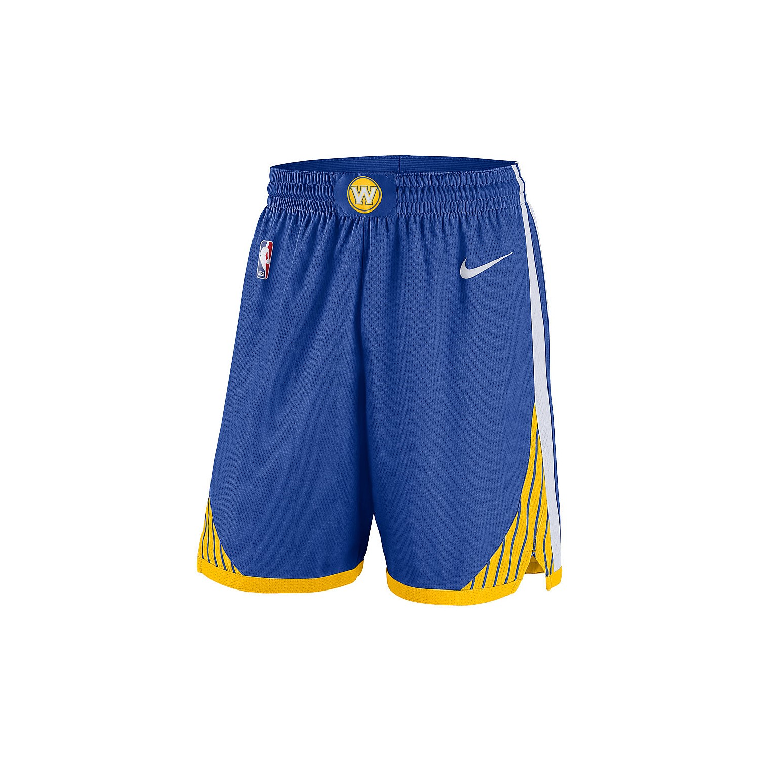 save off 396ce e1be2 Mens Nike - Golden State Warriors Icon Edition NBA Swingman Shorts