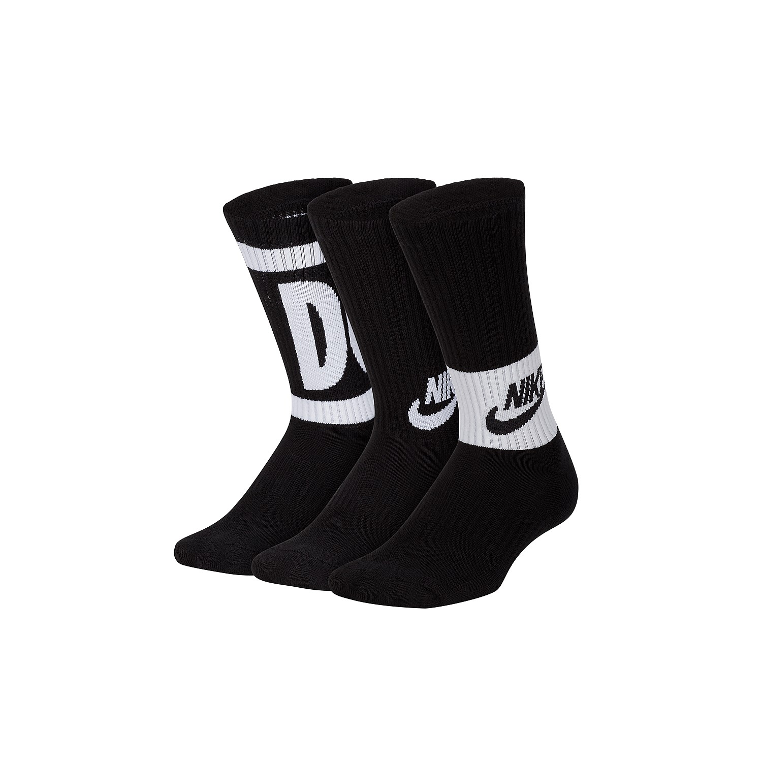 e8b464328 Kid's Accessories | Kid's Lifestyle and Training Accessories Online |  Stirling Sports - Performance Cushioned Crew Training Sock Kids 3 Pack