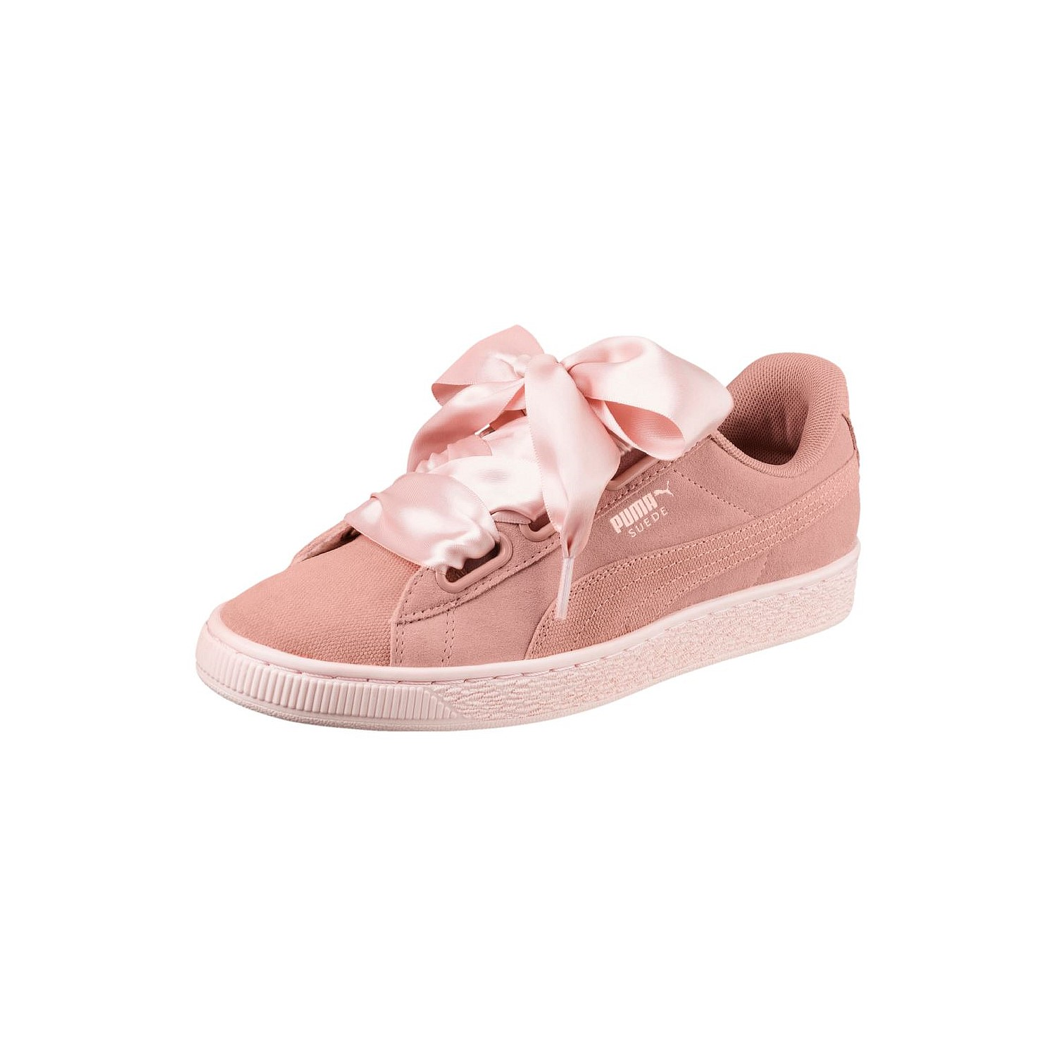 new style d57a4 25234 Suede Heart Pebble Womens