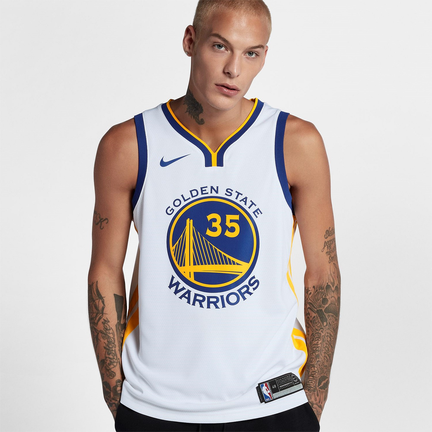 Golden State Warriors Association Edition NBA Jersey - Durant 6c4ef0c38