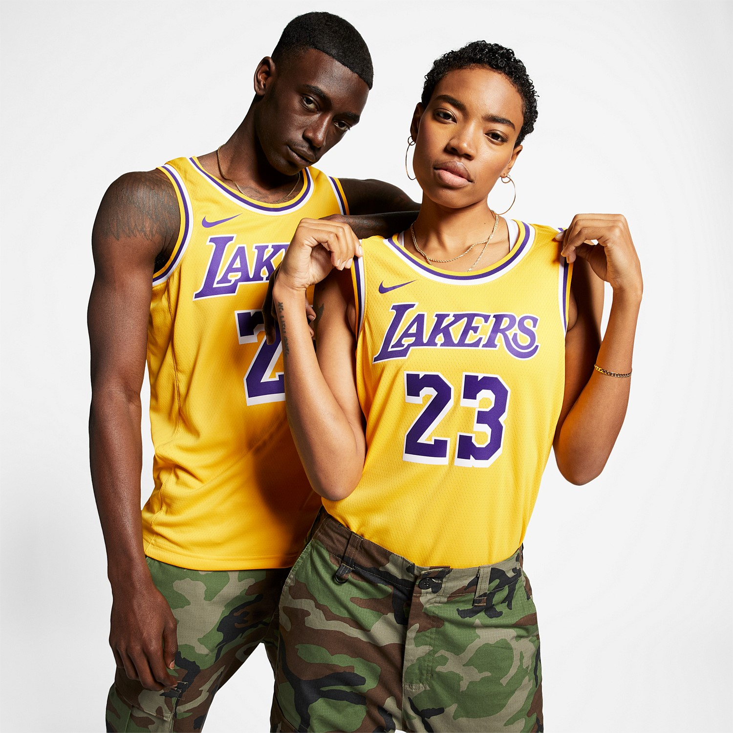 promo code a5f60 0a99f Los Angeles Lakers NBA Jersey - James