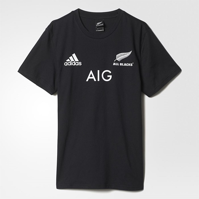 All Blacks Replica Home Tee
