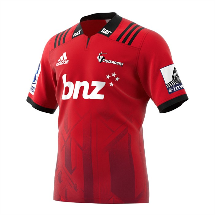 Crusaders Home Jersey