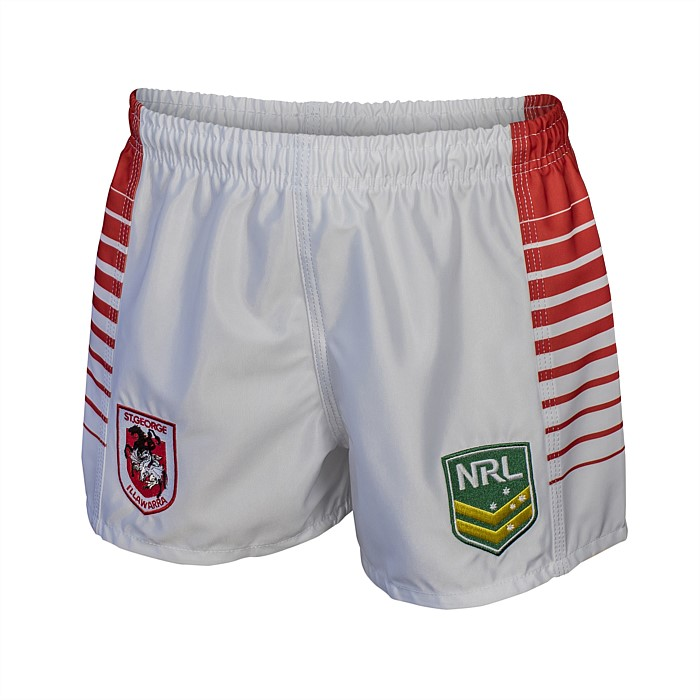 NRL Dragons Supporter Shorts