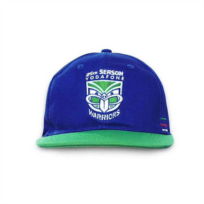 2019 Vodafone Warriors Flat Peak Cap