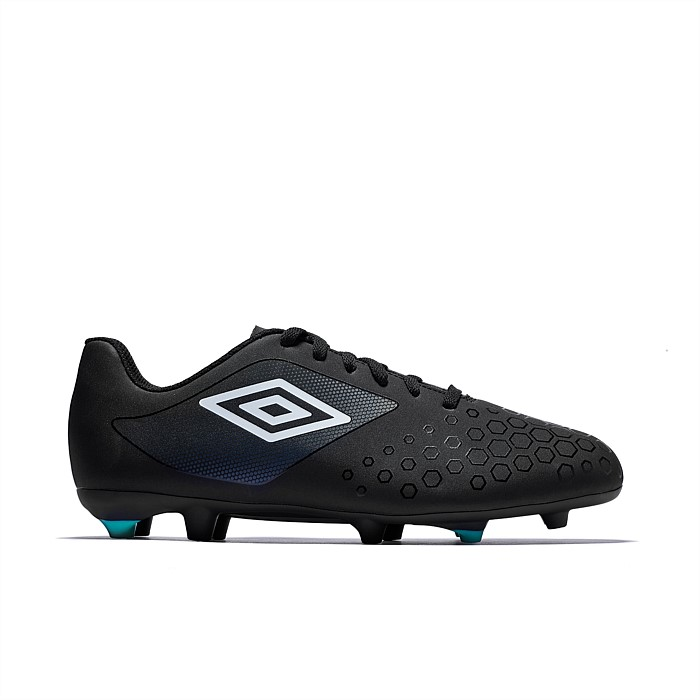 UX Accuro II League Firm Ground Football Boots Kids