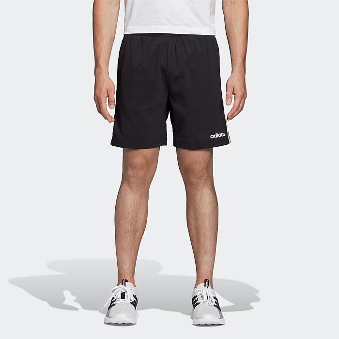 "Essentials 3-Stripes Chelsea 7"" Shorts"