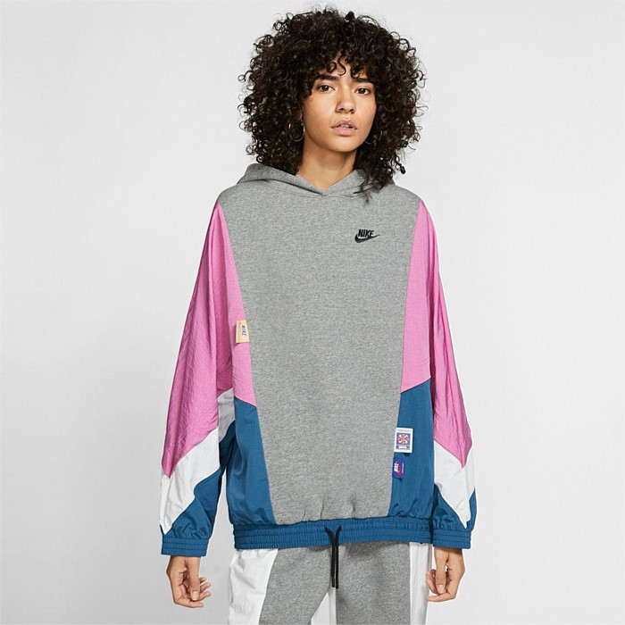 Sportswear Icon Clash Pullover Hoodie