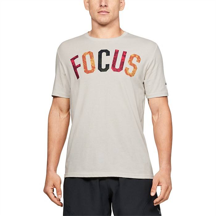 Project Rock Focus Short Sleeve T-Shirt