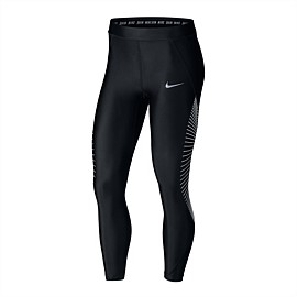 Power Speed 7/8 Graphic Running Tights