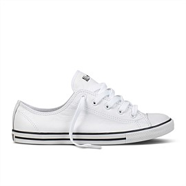 Chuck Taylor All Star Dainty Leather Low Womens