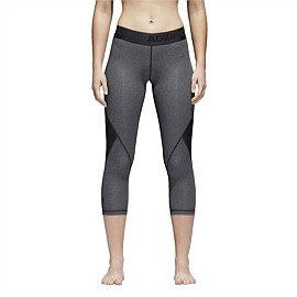 Alphaskin Sport Heather 3/4 Tight