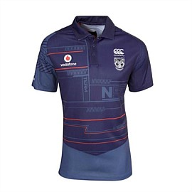 Vodafone Warriors Evo Training Polo 2018