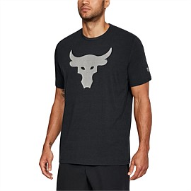 Project Rock Stealth Bull Tee