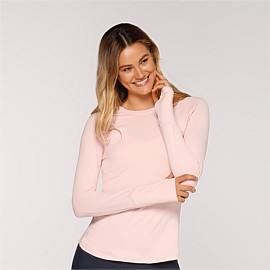Cosy Excel Long Sleeve Top