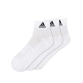 3-Stripes Performance Ankle Socks 3 Pack