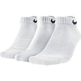3 Pack Cushion Low Cut Sock