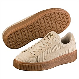 Basket Platform Womens
