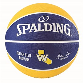 Golden State Warriors NBA Team Outdoor Basketball