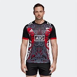 All Blacks Maori Performance Tee