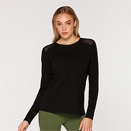 Half Moon Lifestyle Long Sleeve Top