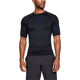 Project Rock HeatGear Armour Short Sleeve