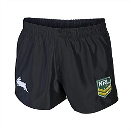 NRL Rabbitohs Supporter Shorts Youth