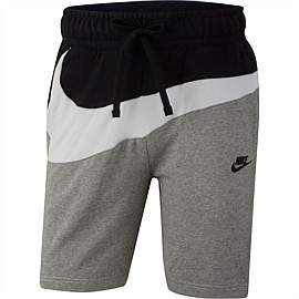 Sportswear Colourblock Fleece Short