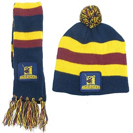 Highlanders Infants Scarf & Beanie Set