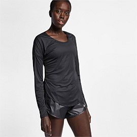 City Sleek Long Sleeve Running Top