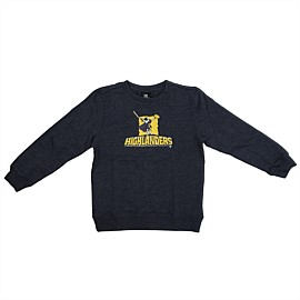 Highlanders Super Rugby Crew Sweat Kids