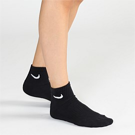 Everyday Cushion Ankle Socks Unisex 3 Pack