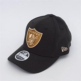 950 Oakland Raiders Stretch Snap Cap