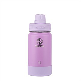 Actives Insulated Stainless Bottle 14oz