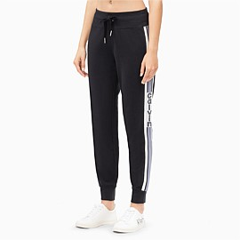 Logo Tape Full Length Jogger