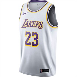 Los Angeles Lakers NBA Jersey - James