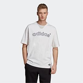 the latest 52856 373c2 Archive Logo Tee. Adidas Originals