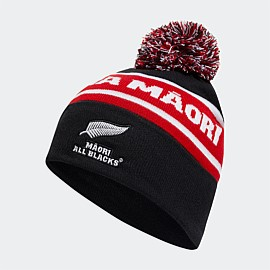 All Blacks Maori Beanie