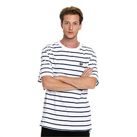 Downtown Stripe Tee