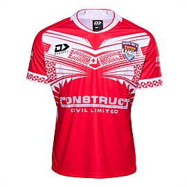 Tonga Rugby League Replica Jersey 2019