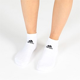 Cushioned Low-Cut Socks 3-Pack Unisex
