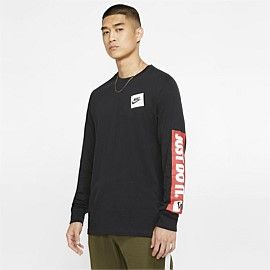 Sportswear Just Do It Long Sleeve Tee