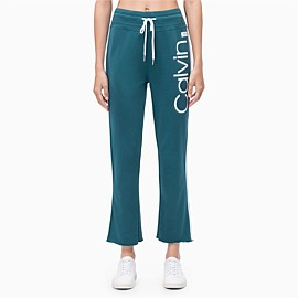 Logo Ankle Length Pant