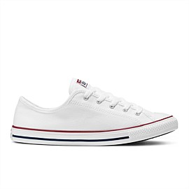 Chuck Taylor All Star Dainty Canvas Low Womens