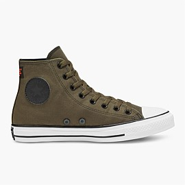 Chuck Taylor All Star Twill High Top Mens