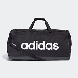 Linear Logo Duffel Large